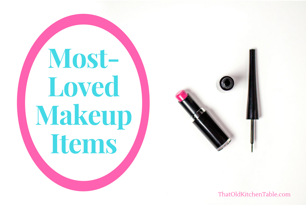 Most Loved Makeup Items in 2015