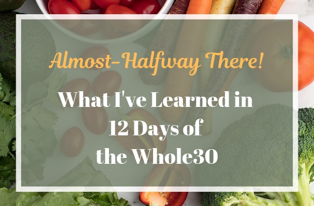 whole30 thoughts