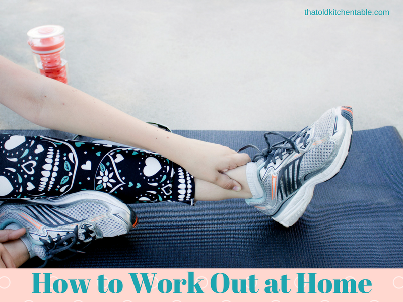 How to Work Out at Home