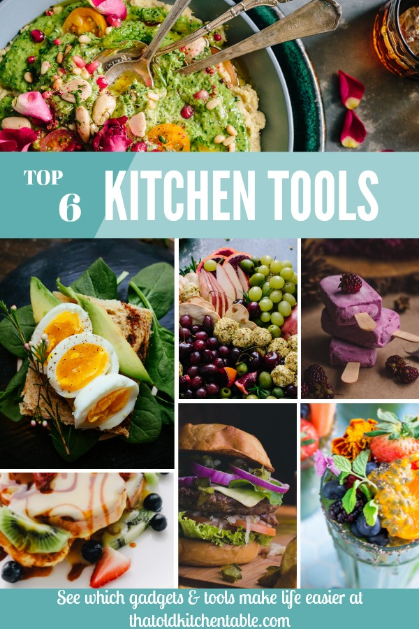 kitchen tools for healthy food