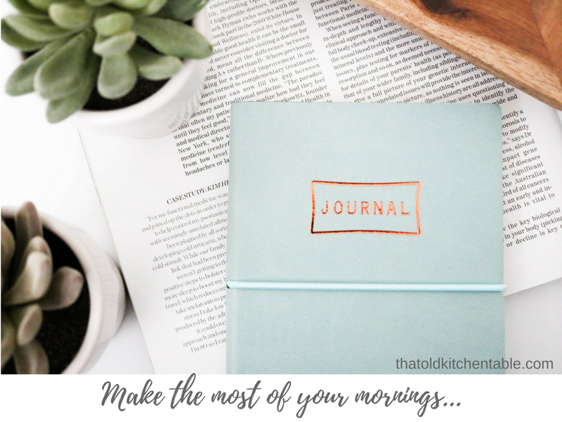 How to Take Control of Your Day with a Morning Routine