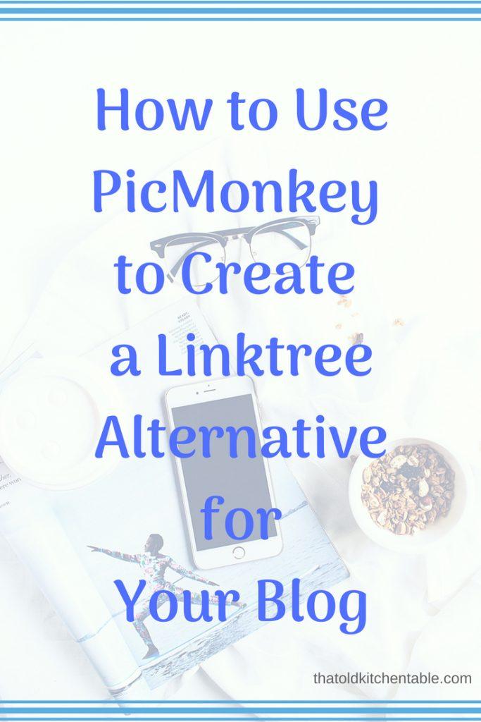 picmonkey linktree alternative