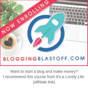 blogging blastoff link