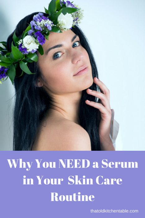 face serum benefits list