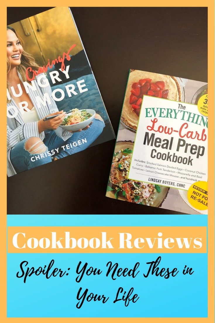 chrissy teigen cravings 2 and low prep cookbook