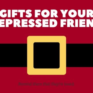 gift for depressed friend