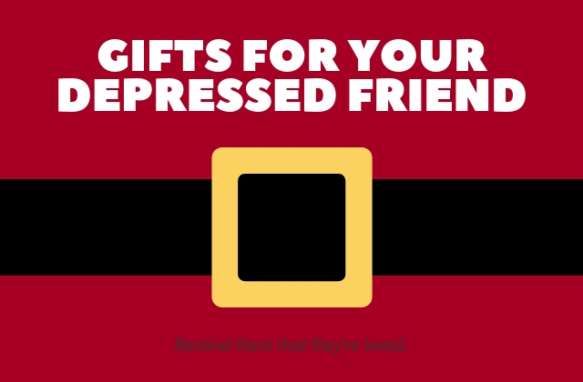 Gifts for Your Depressed Friend to Show You Care