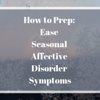 prep for seasonal affective disorder symptoms